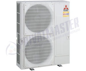 Наружные блоки MITSUBISHI Electric, серия ZUBADAN Inverter PUHZ-HRP-VHA / YHA